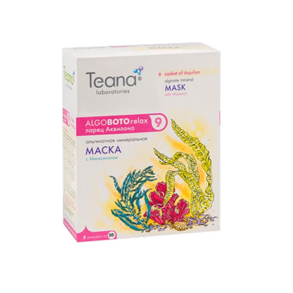 Masks TEANA TEAABR9 Skin Care Face Mask Moisturizing Lifting masks teana teaabr8 skin care face mask moisturizing lifting