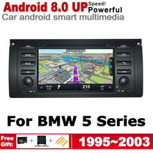 7 HD Stereo Android Car DVD GPS Navi Map For BMW 5 Series E39 1995~2003 2 DIN multimedia player radio System 6 2 hd stereo android car dvd gps navi map for bmw 3 series e90 e91 e92 e93 2004 2013 2 din multimedia player radio system