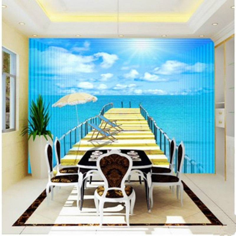 Buy fashion eco friendly non woven for Mural 3d wallpaper