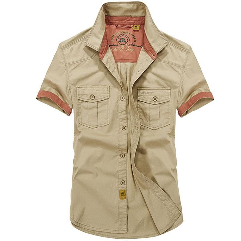 Afs Jeep Brand Men 39 S Cotton Shirt Top Cotton Man Shirt
