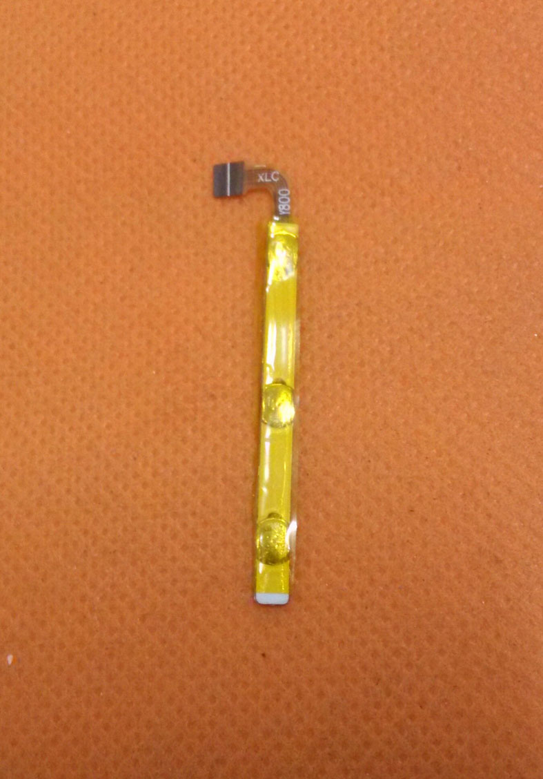 Used Original Power On Off Button Volume Key Flex Cable FPC for UMI Zero 5.0 IPS FHD 1920x1080 MTK6592 Octa Core Free shipping