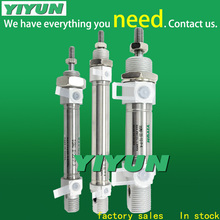 DSNU-25-10-PPV-A DSNU-25-100-PPV-A YIYUN Stainless steel mini-cylinder air cylinder pneumatic air tools DSNU series цены