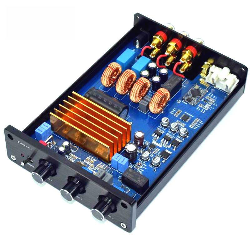 Class D TPA3255 HIFI amplificador ÂM THANH Kỹ Thuật Số Board Khuếch Đại PCM5100 DAC Giải Mã CSR64215 Bluetooth khuếch đại IIS