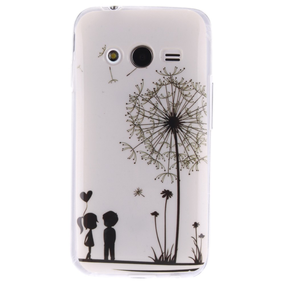 Luxury Soft Tpu Case Silicone Back Cover For Coque Samsung Galaxy Cassing Casing Housing G313 G313h V Fullset Getsubject Aeproduct