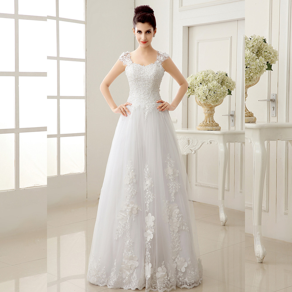 Online Buy Wholesale Pretty Wedding Dresses From China Pretty