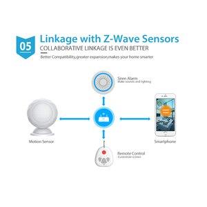 Image 3 - NEO COOLCAM 2 sztuk/partia Z fali Plus czujnik ruchu pir Motion automatyki domowej jest napędzane mechanicznie Z fali System alarmowy czujnik ruchu