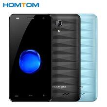 Оригинальный Doogee HOMTOM ht26 мобильный телефон 4.5 дюймов Экран Оперативная память 1 ГБ Встроенная память 8 ГБ mtk6737 4 ядра android 7.0 2300 мАч 8.0mp Камера смартфон