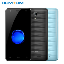 Original Homtom HT26 Mobile Phone 4.5 inch Screen RAM 1GB ROM 8GB MTK6737 Quad Core Android 7.0 2300mAh 8.0MP Camera Smartphone