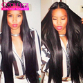 Brazillian Straight Hair 4 Bundles With Closure Cheap Straight Human Hair Bundles Star Style Brazilian Virgin Hair With Closure