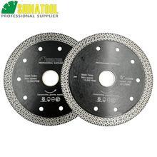 Diamond-Saw-Blade Turbo Wet-Cutting-Disc 125mm Hot 2pcs-Diameter 5-Pressed Hard-Material