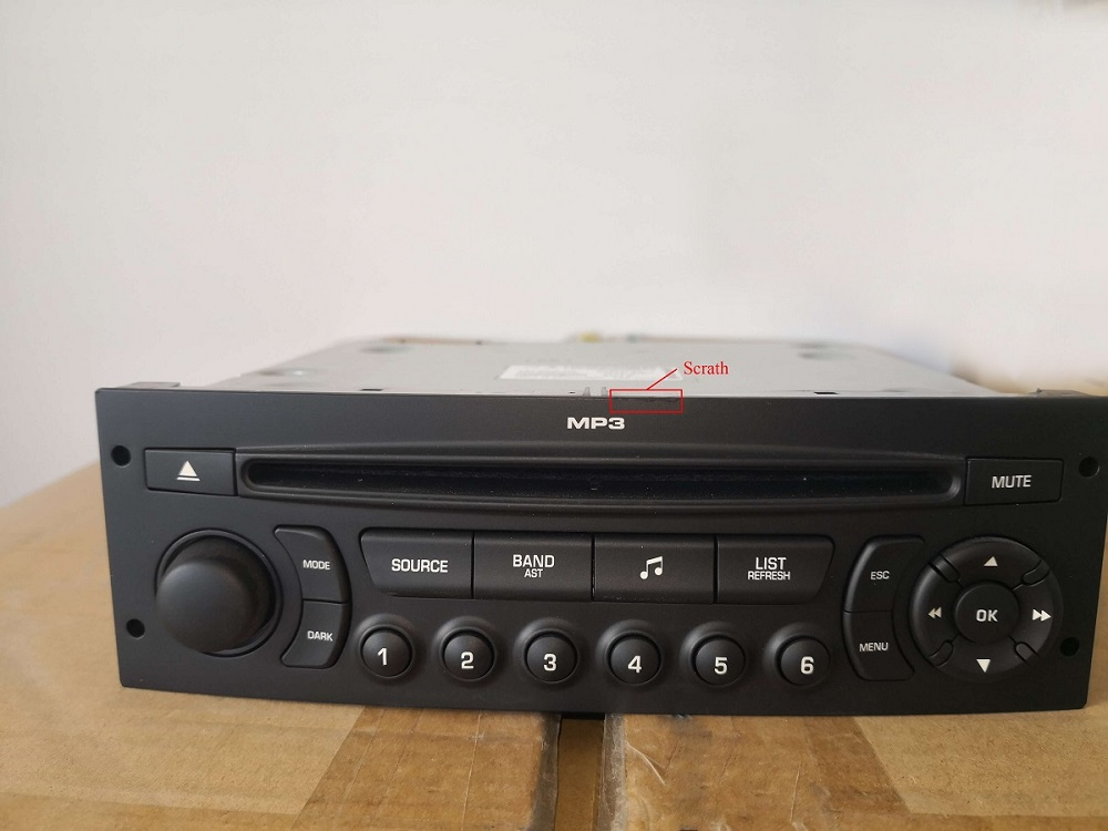 radio cd player cd player