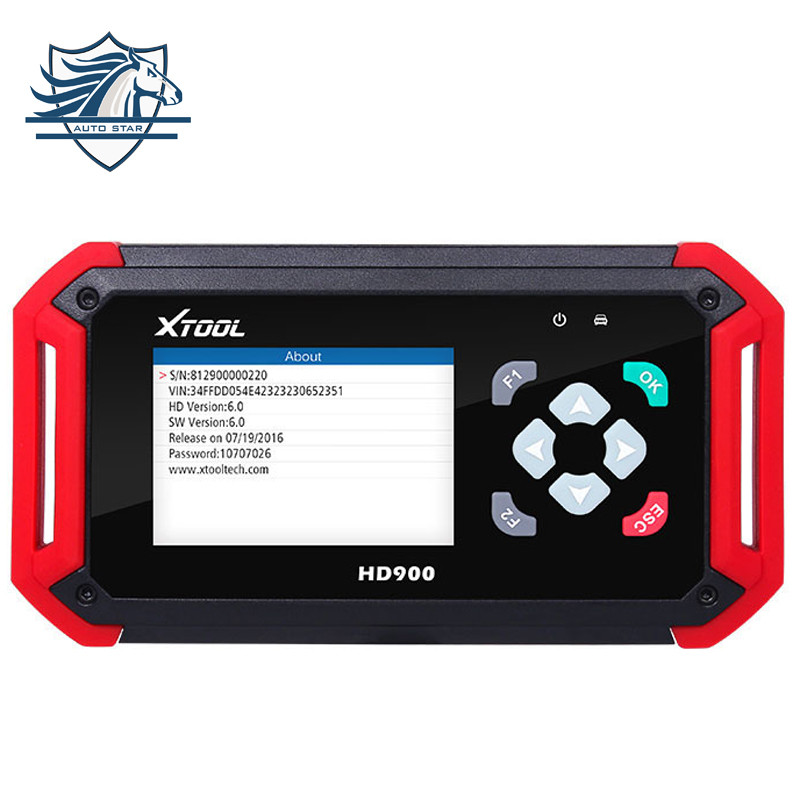 Newly XTOOL HD900 Eobd2 OBD2 CAN BUS Auto Heavy Duty Diagnostic Scanner Code Reader XTOOL HD900 Code Reader Fast Shipping hot selling truck diagnostic tool t71 for heavy truck and bus obd2 code reader with j1939 j1587 1708 protocol obd2 code scanner