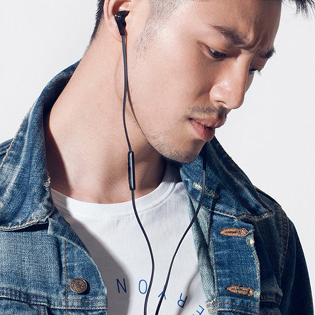 Xiaomi Mi Piston Colorful Earphone Original Earphones With Microphone Mic Sport Auriculares Auricular bass In-ear auricular