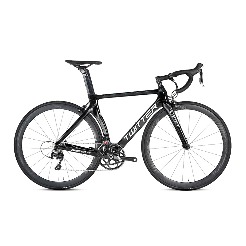 TWITTER Carbon Road Bicycle 16/22Speed Road Bike For R2000 105/R7000 Components High quality