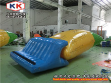 Inflatable Jump Pillow Catapult / Water Blob For Sale Water bounce Inflatable Water Game