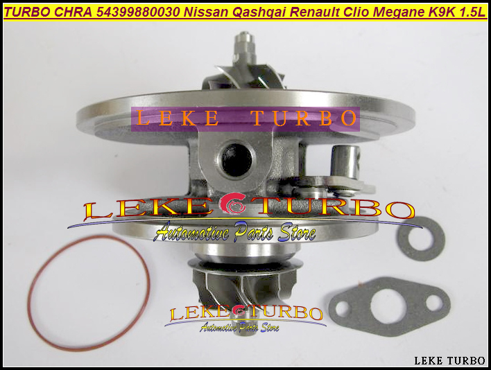 TURBO Cartridge CHRA 54399880070 54399700070 54399980070 For Nissan Qashqai For Renault Clio III Megane II Scenic 2 K9K 1.5L dCi free ship bv39 54399880030 54399880070 turbo for renault modus clio iii megane 2 scenic ii for nissan qashqai 1 5l dci k9k 103hp