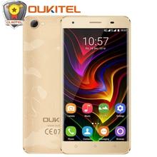 "2017 D'origine Oukitel C5 Pro Mobile Téléphone MTK6737 Quad Core 5 ""HD 2 GB RAM 16 GB ROM 8MP Android 6.0 4G LTE Smartphone"