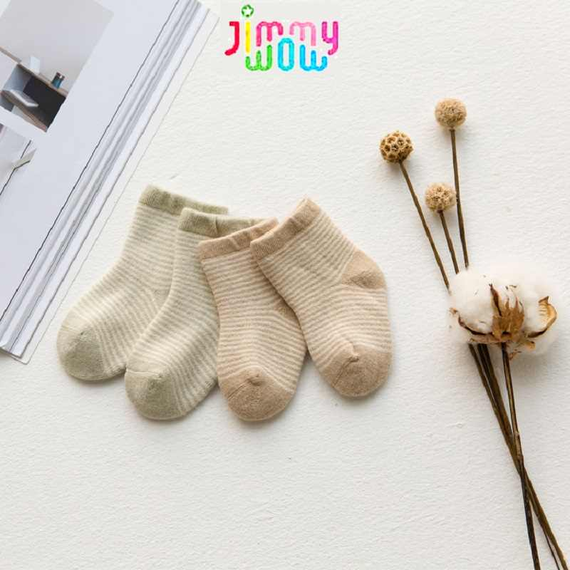 f51b822f44e98 2 pieces/lot 2018 New 0-3years Babys Spring Autumn Winter Kids baby Sock  Cute organic color Cotton Fashion boys Girls baby Socks