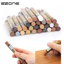 EZONE Crayon Urniture Paint Floor Repair Floor Wax Wood Composite Repair Materials Scratch Patch Paint Pen School Office Supply