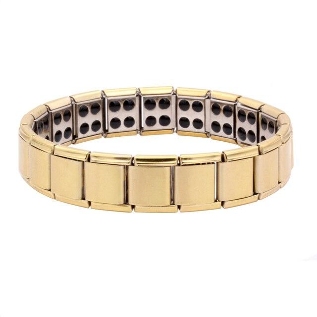 Bracelet Aimants Et Tourmaline