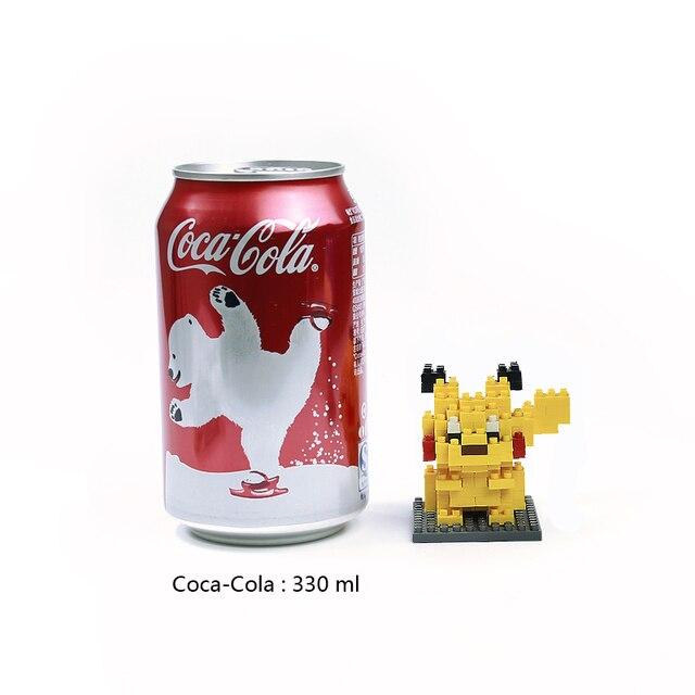 Mini Pokemon Model Blocks
