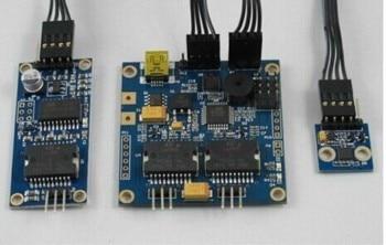 3-Axis Simple Alexmos Brushless Gimbal Controller BGC W/3rd Module Sensor V2.4 Fireware