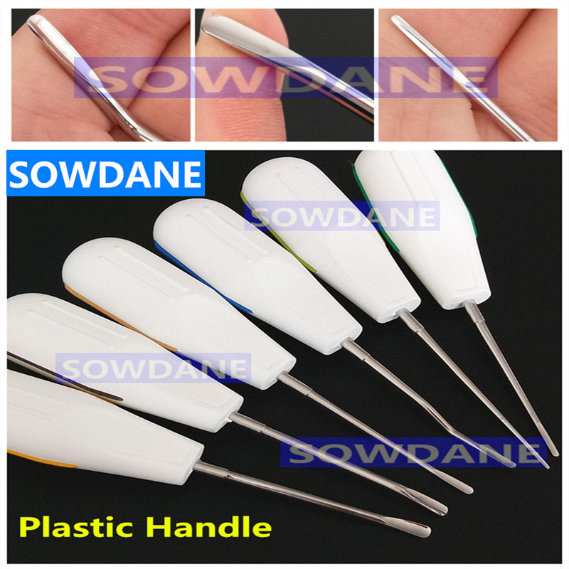 8 Pcs Tooth Extracting Forcep Teeth Extracting Elevator Dental Extraction Root Minimally Invasive Tooth Extracting Forcep Set