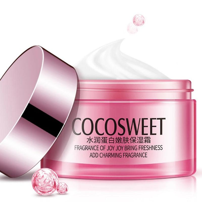 Repairs Protein Face Cream Acne Treatment Remove Wrinkles Facial Cream Nourishing Brighten Skin Control Oil