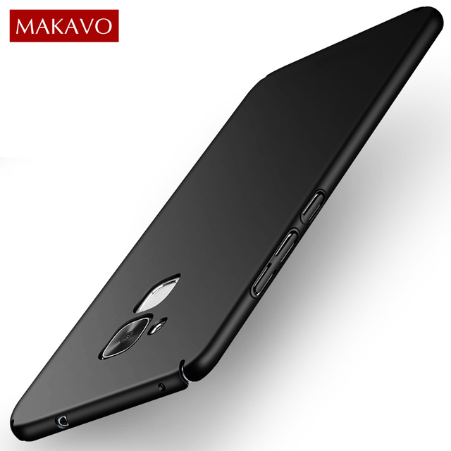 new concept 2e274 57779 US $2.92 35% OFF|Fashion Housing For Huawei Honor 5c Case 360 Full  Protection Matte Hard Plastic Slim Back Cover Coque Funda For Honor 7  Lite-in ...