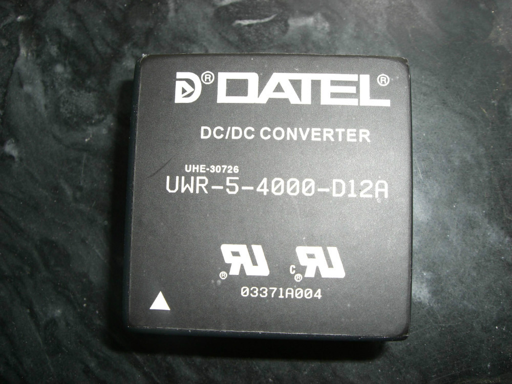 UWR-5/4000-D12A UWR-5-4000-D12A UWR-5 DC-DC Converter uwr 5 3000 d48a