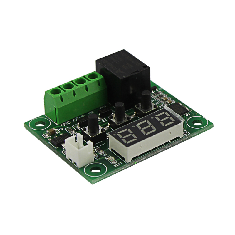 50-110°C W1209 Digital thermostat Temperature Control Switch 12V sensor SP Mini