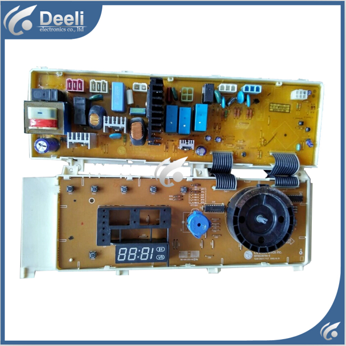 100% tested for washing machine used board control board WD-80185N 6870EC9070A-0 6871EC1064H Computer board 100% tested for washing machine board wd n80051 6871en1015d 6870ec9099a 1 motherboard used board