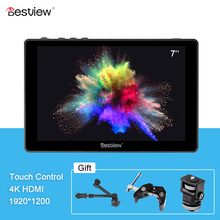 Display-Monitor Bestview R7 HDMI 1920x1200-Touchscreen Dslr-Cameras Full-Hd 7inch 4K