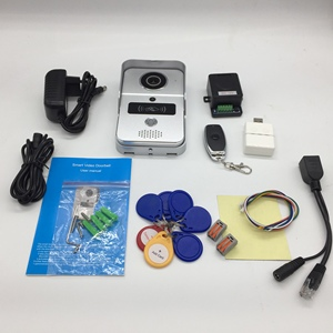 Image 4 - IP Video Intercom 4G Video Door Phone Ring Door Bell Doorbell WiFi Camera Alarm Wireless Security SD Card Camera add 32GB Card