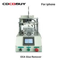 Novecel באופן מלא האוטומטי OCA דבק הסרת מכונת/מסך מגע lcd לשפץ דבק remover עבור טלפון נייד
