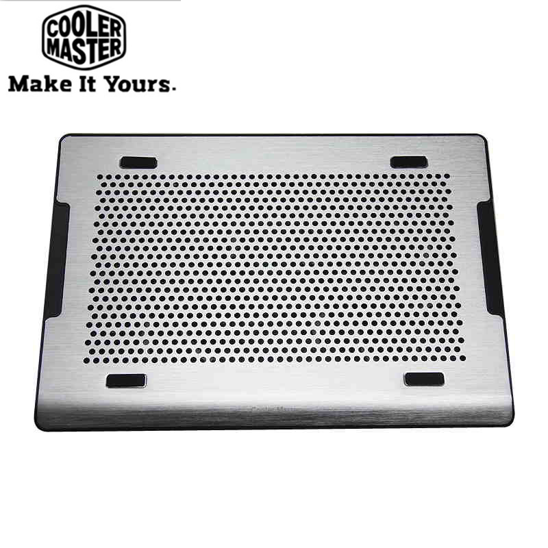 Cooler Master R9 NBC A2HS GP A200 Ultra Slim Laptop Cooling Pad with Dual 140mm Silent