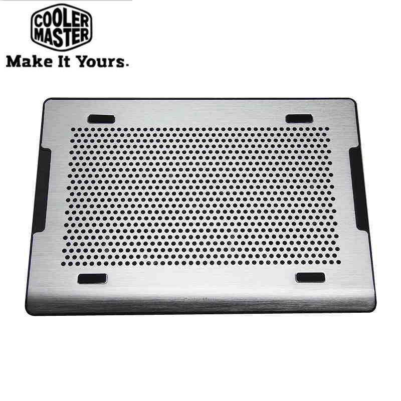Cooler Master R9-NBC-A2HS-GP A200 Ultra-Mince De Refroidissement Pour Ordinateur Portable Pad avec Double 140mm Ventilateurs Silencieux Pour Ordinateur Portable Refroidisseur Pad base 9 ''-16''