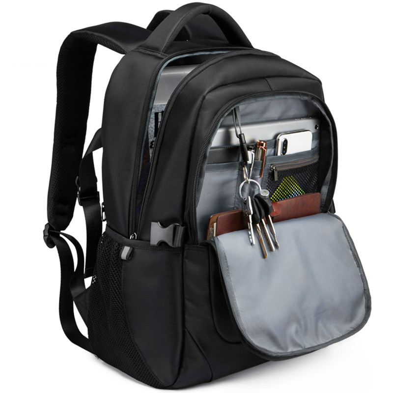 Men 39 s Backpack Travel Leisure Business Computer Korean Fashion Trend Student Bag Travel Backpack Preppy Style in Backpacks from Luggage amp Bags
