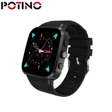 POTINO 3G Good Watch  N8 Android 5.1 512RAM 8GBROM GPS WiFi Bluetooth4.0Pedometer Digital camera 5.0M MTK6580 SmartWatch telephone