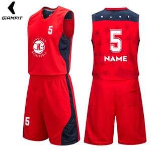 fa3be4ba053 DIY Men Jerseys Basketball Cheap Basketball Uniforms Sets Sleeveless Shirt  Team Training Sport Jerseys Quick Dry Outdoor Clothes