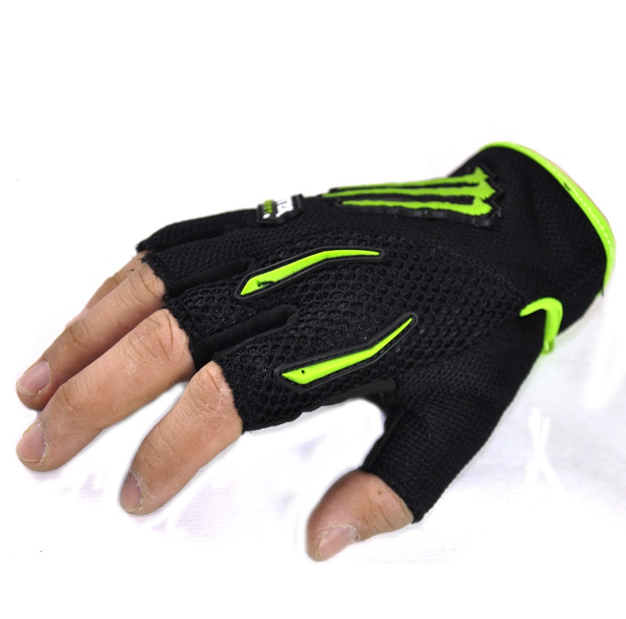 Pack the devil's claw full air permeability motorcycle gloves summer men and women cross country car racing Knight riding gloves pro biker mcs 01a motorcycle racing full finger protective gloves blue black size m pair