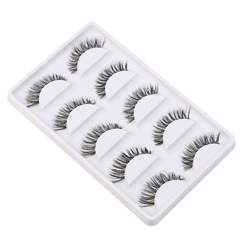 Back To Search Resultsbeauty & Health Eyelashes 5pair Eye Lashes Extension Fashion Thick Long Cross Party False Eyelashes Black Fakes Eyelash 2019 Jan23 Relieving Heat And Sunstroke Beauty Essentials