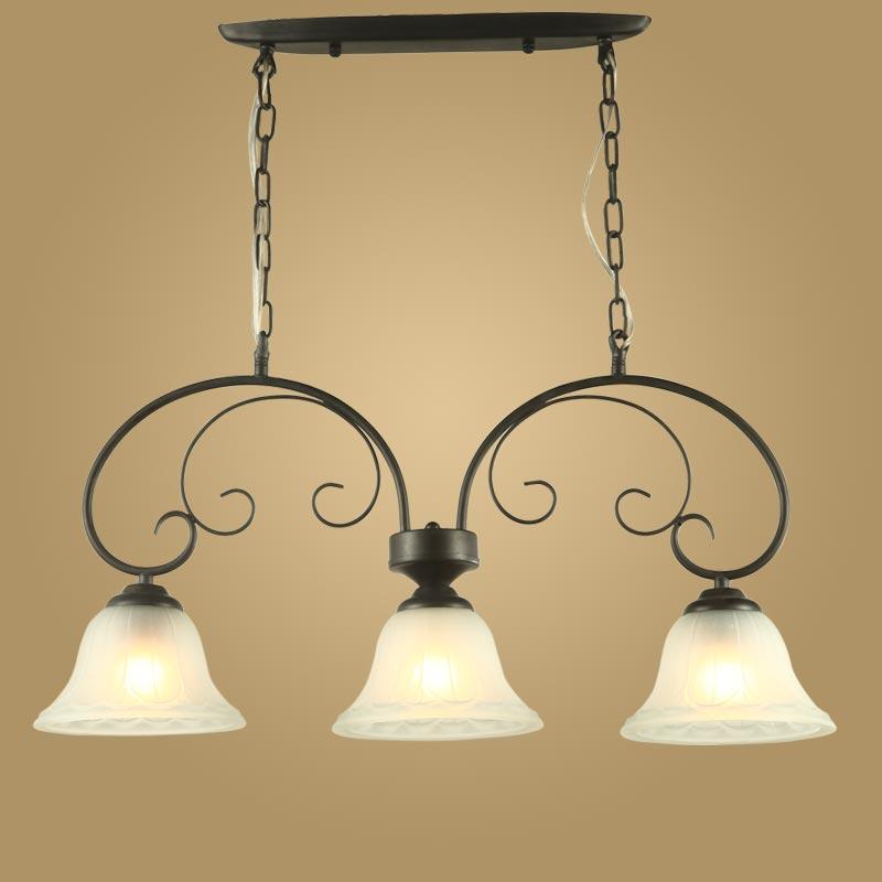 Modern Pendant Light Dining Kitchen Decoration Glass Hanging Lamps Light Fixtures BLP9009