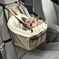 Портативная Складная Сумка-подседельник для домашних питомцев  собак  кошек  автомобилей