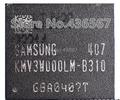 3 pçs/lote original novo KMV3W000LM-B310 KMV3W000LM para i9500 Galaxy S4 eMMC Menory Flash 16 G Flash