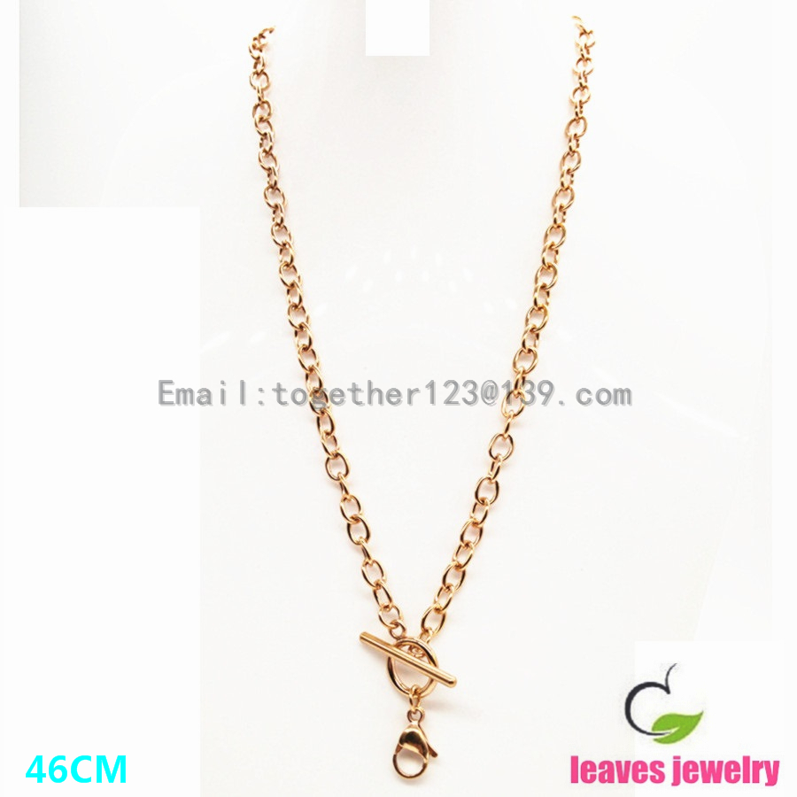 chains circle rolo devene gold locket chain crystal small product