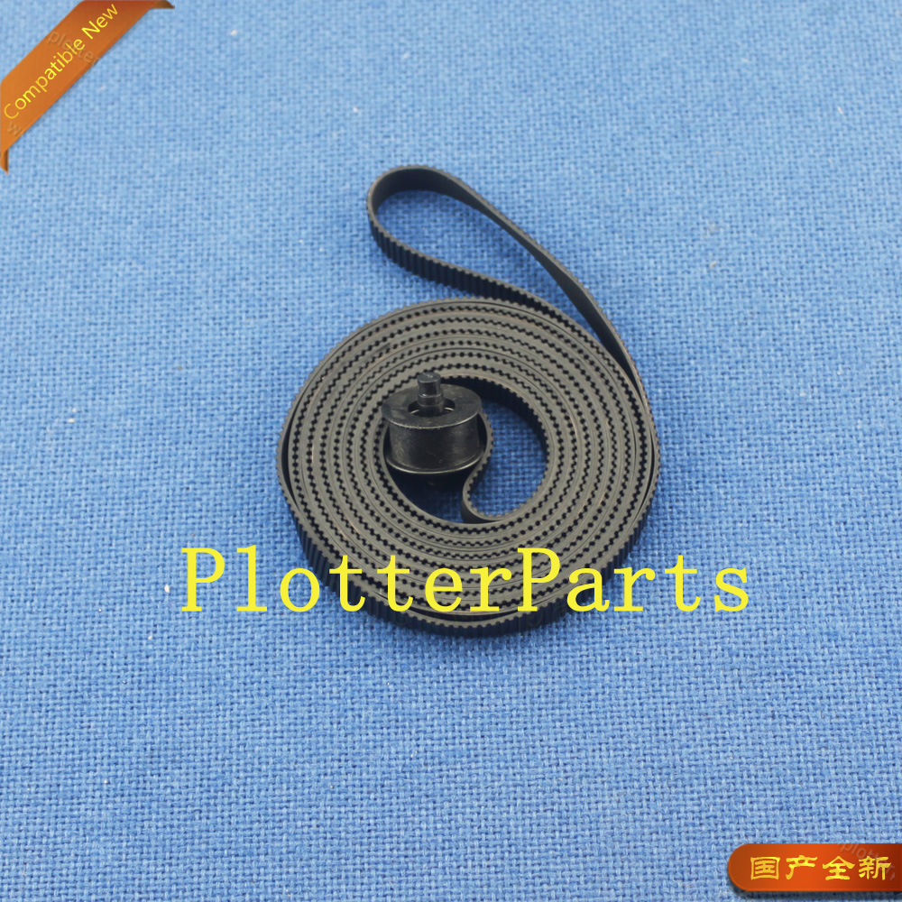 Q5669-60673 Transport ceinture 24 pouces pour HP Designjet Z2100 Z3100 Z3200 T610 T620 T1100 PS compatible nouveau