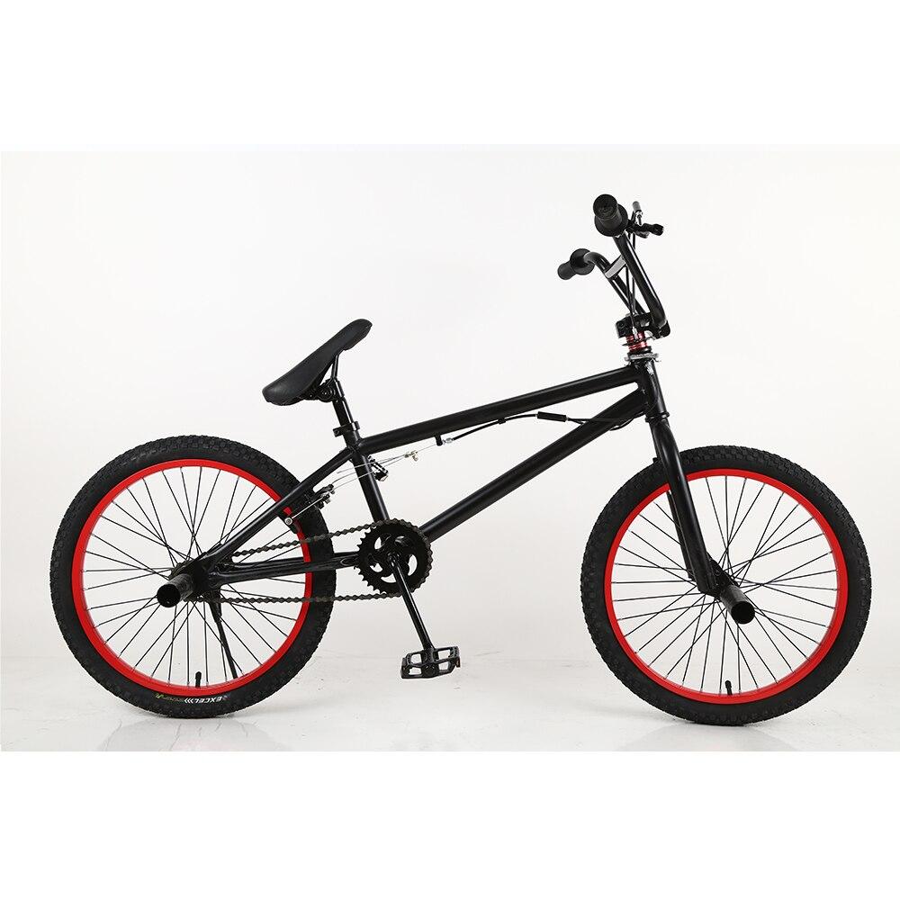 BMX bike stahl rahmen, 20 zoll herren freestyle zeigen, eigenen ...