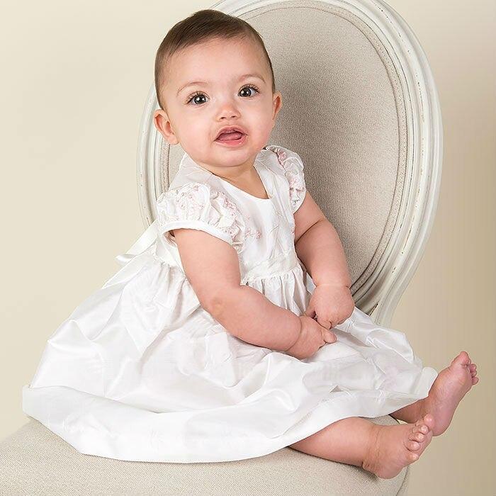 Shop needloanbadcredit.cf for your baby girl Christening needs.