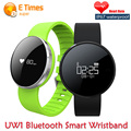 Smart Wristband Bracelet UW1 OLED Heart Rate Monitor Fitness Tracker Bluetooth4.0 IP67 Sport Band For Andorid IOS Phone PK ID107